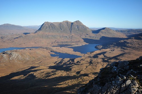 Cul Mor from Stac Pollaidh