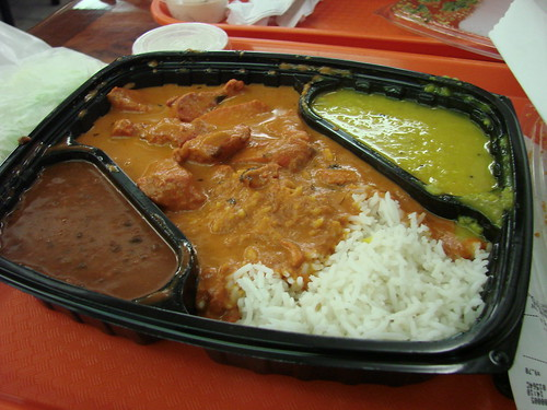 Chicken Tikka Masala from Indus Express