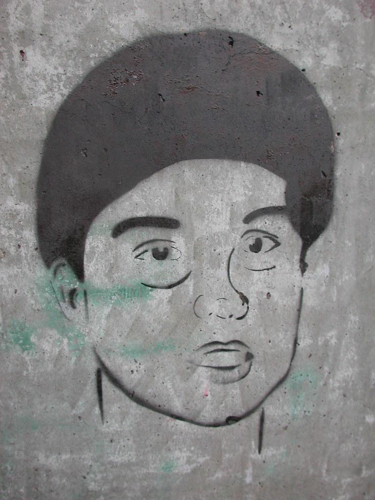RIP Andrew Moppin Graffiti.