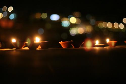 Diwali bokeh by Gekko82