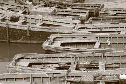 Boats, Essaouira.