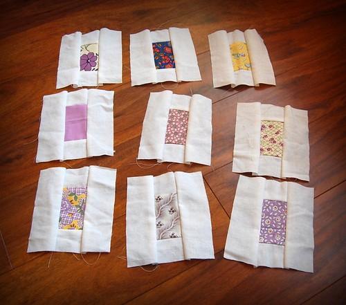 retro prints quilt