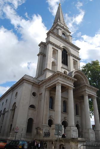 Christ Church Spitalfields