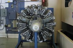 Wright R-3350-57 Cyclone (engineerd) Tags: florida a1 wright boeing titusville douglas lockheed neptune cyclone constellation p2 b29 superfortress dc7 r3350 skyraider valiantaircommand xb19