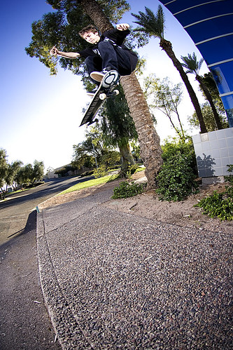 Paul Hart Switch Frontside Flip Tile Gap