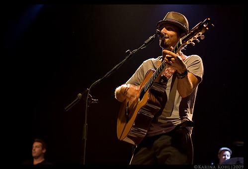 Jason Mraz - Porto Alegre - Nov, 2009