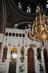 Church Interior (DSLEWIS) Tags: church greece greekorthodox peloponnese kefalari zoodochos churchofthelifegivingspring