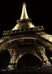 Siempre me quedar Paris...... (Leonorgb) Tags: viaje paris canon noche leo toureiffel nocturna francia