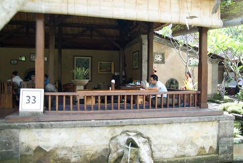 秋天,我們的峇里島-髒鴨子餐廳