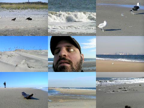Sandy Hook medley