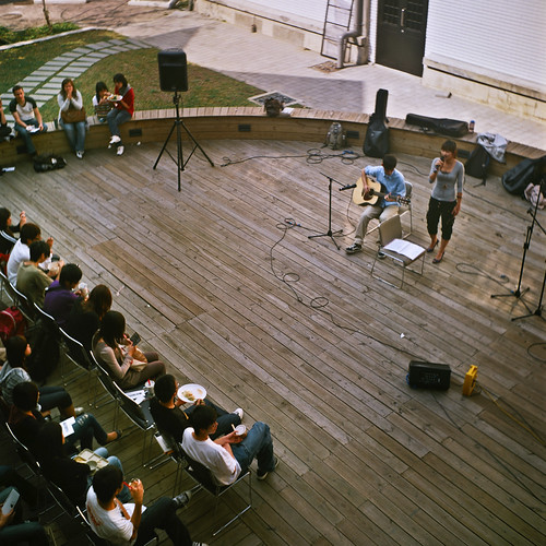 演唱會 - Small concert.