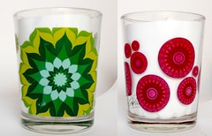 09 vasos geométricos
