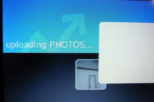 uploading photos