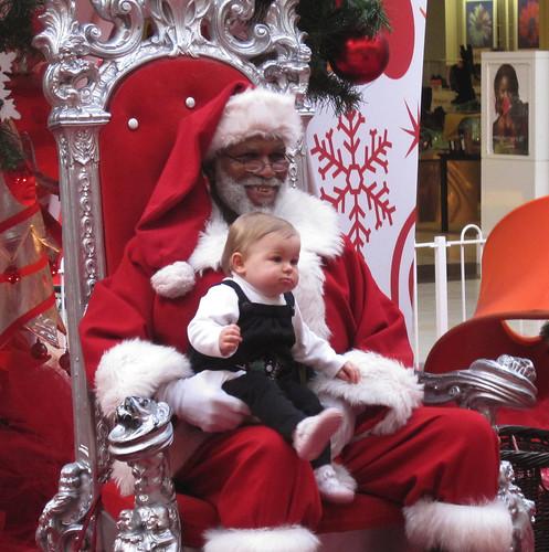 Hanalei's Santa Claus Close Up
