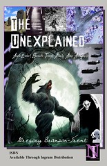The Unexplained Book Release Poster