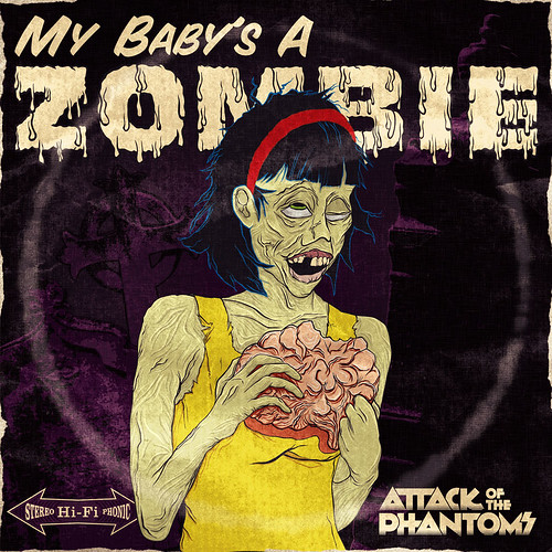 My Baby's A Zombie