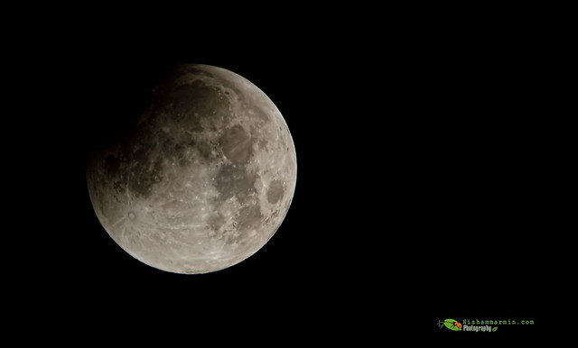 Lunar Eclipse | Gerhana bulan 16 Jun 2011 @ 2.21am (GMT+8)