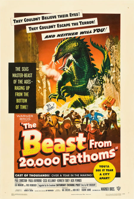 BeastFrom20000Fathoms1953