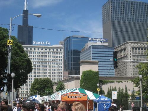 Taste of Chicago 2009