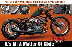 Brass Balls Bobbers