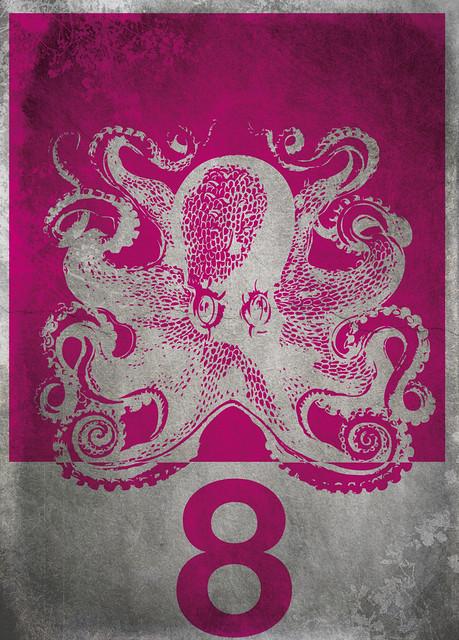 Octopussy / Haeckel serie (repost)