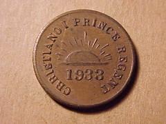 ATLANTIS 5 SKALOJ 1933 - Reverse