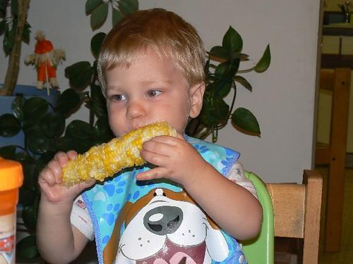 Yummy corn