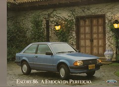 Ford Escort in Brazil