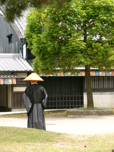 Monk Outside Todaiji