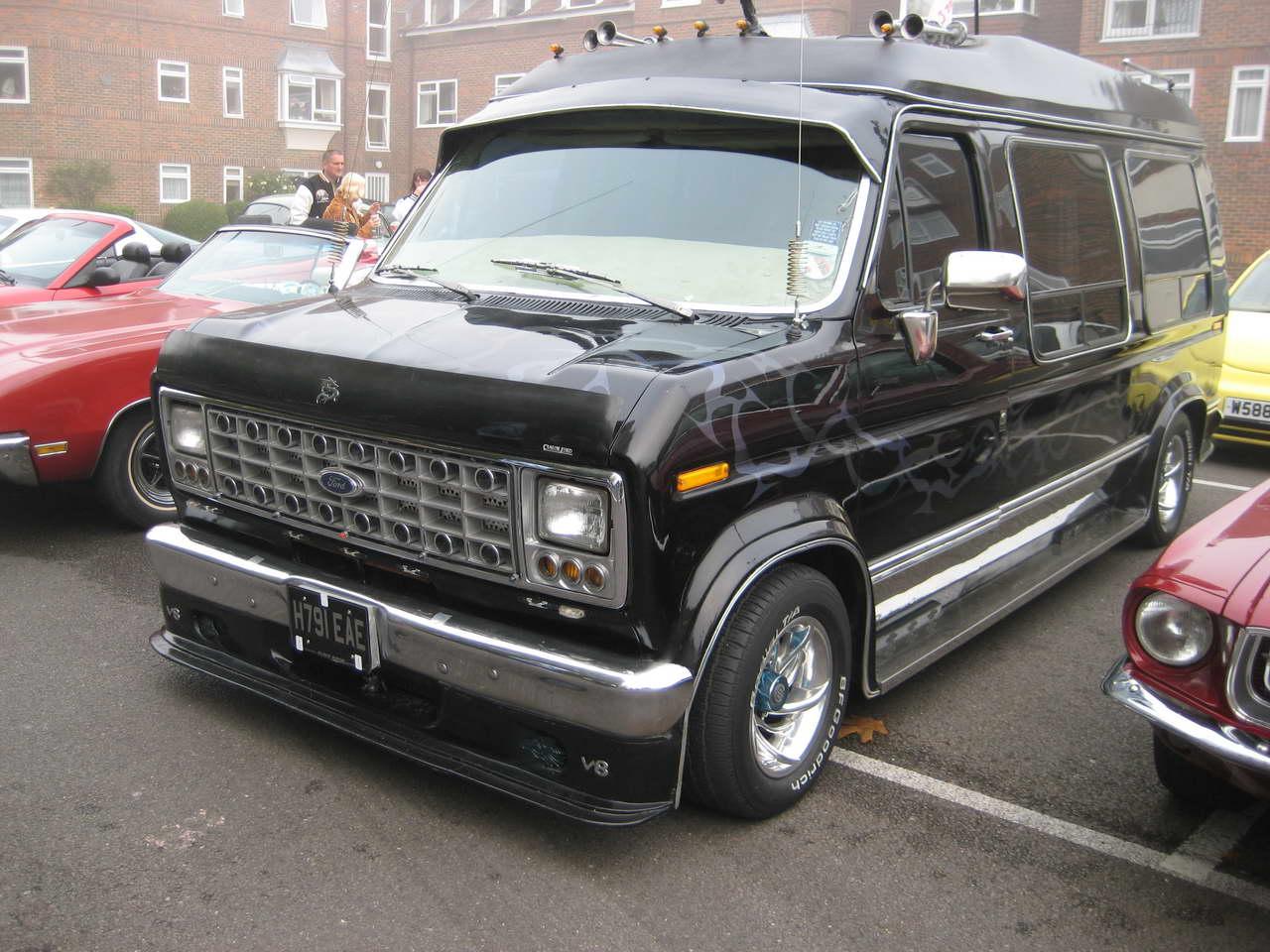 Ford Classic Modification