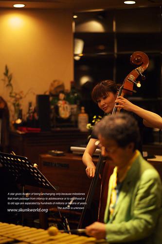 Gion,KYOTO jazz live