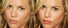 maria bello retouch close (kovacevic1959) Tags: girl beauty face pose hair nose photo glamour eyes glow shine shot head lips actress capture retouch beautifull fashionmakeup