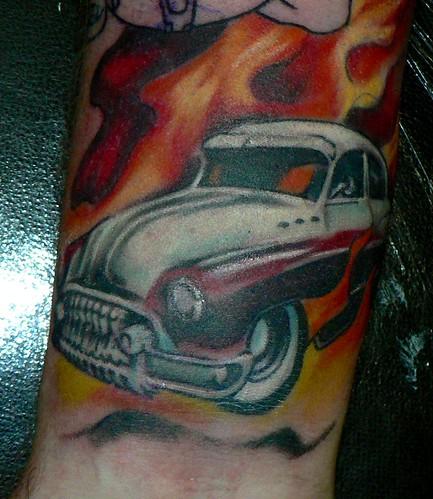 buick tattoo