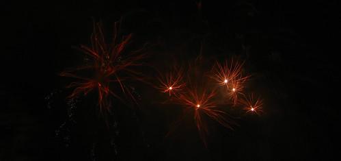 Fuegos Artificiales Sanfermin 2009 4