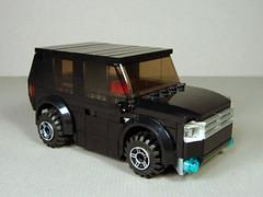 Custom 2008 Land Rover Range Rover HST