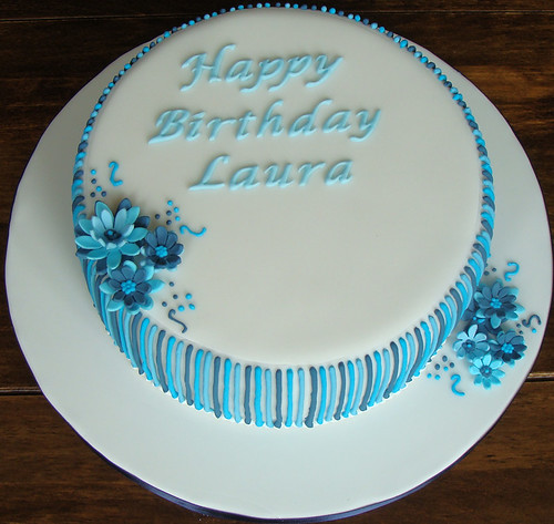 Laura's Birthday cake