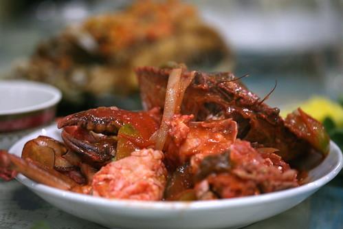 kepiting saus sambal