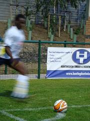 DSC05036 (DesertMonsoon) Tags: spurs football tottenham preseasonfriendly rowleypark stneotsfc pauljosempoku
