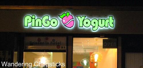 PinGo Yogurt - Alhambra 1