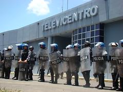 televicentro  por Protesta