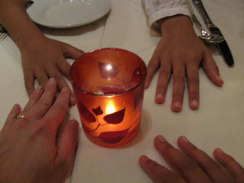 Girl Hands