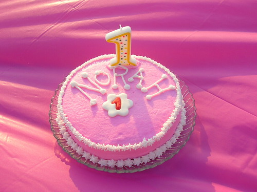 Norah's Birthday Cake