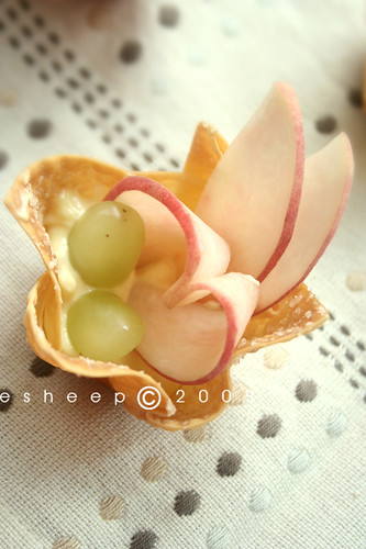 mini juicy tart by you.