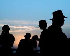 3:10 To Yuma (Emmanuel_D.Photography) Tags: california park silhouette canon losangeles cool awesome explore western griffith fp frontpage astig 50d homersiliad emmanueldasalla