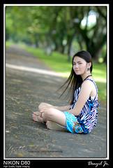 Gette36 (DenzilJr) Tags: cute girl beautiful smile nikon sweet philippines 85mm babe clark manila pinay highquality sb800 gette 18200vr d80 nikond80 filipinamodel denziljr germainegressasantosasprec