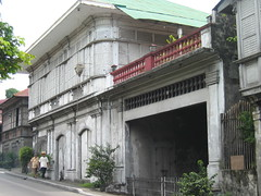 The Older Ilagan House -- Taal, Batangas (Leo Cloma) Tags: houses house philippines batangas taal ancestral ilagan cloma