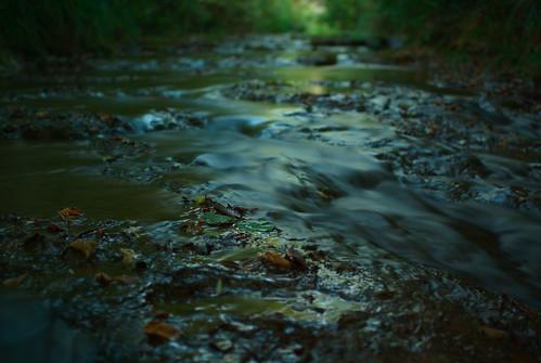Le ruisseau aux fées