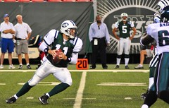 Mark Sanchez of the New York Jets