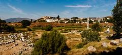 Artemis Temple Panorama (Catalin_Pop) Tags: panorama tourism turkey ruins view ruine artemis tempe attraction sevenwonders efes turism ancientworld turcia zeita templu atractii