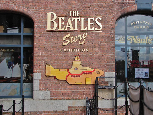 Beatles Story Exhibition, Albert Docks, Liverpool